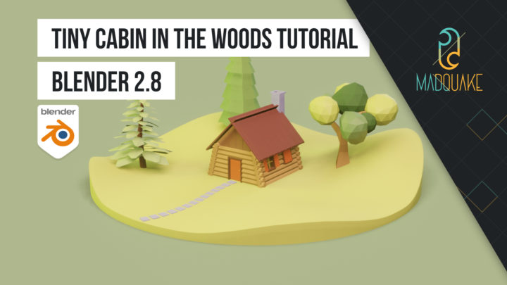 Tiny Cabin in the Woods Workflow